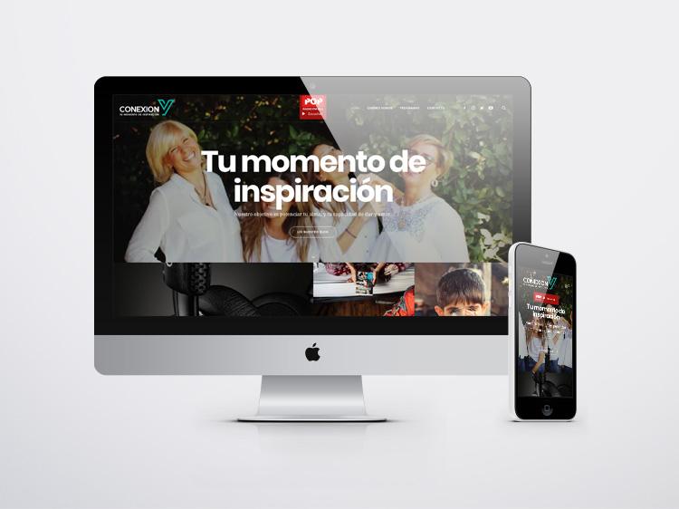 Conexiony Pagina Web web-conexiony